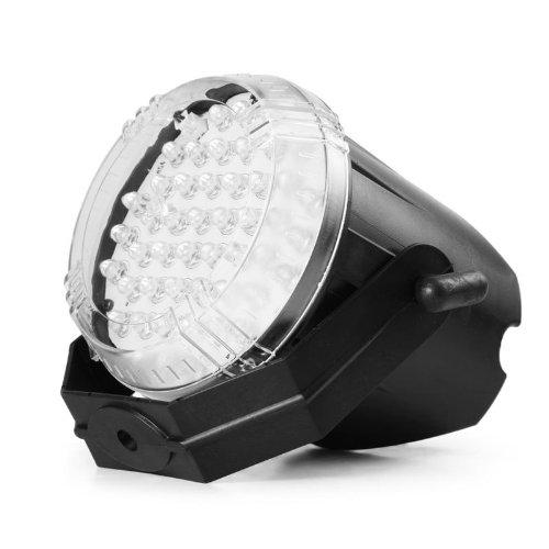 Beamz LED Strobe LED-Stroboskop Lichteffekt weiss