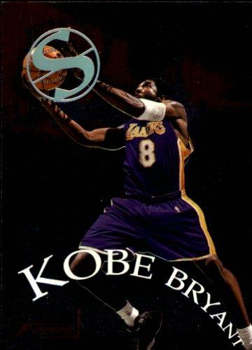 #SS8 Kobe Bryant 1999-00 1999 Fleer Focus Soar Subjects Basketball Card