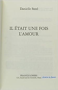 Book Il était une fois l'amour