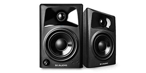 M-AUDIO エムオーディオ モニタースピーカー AV32 B0757K5TTG