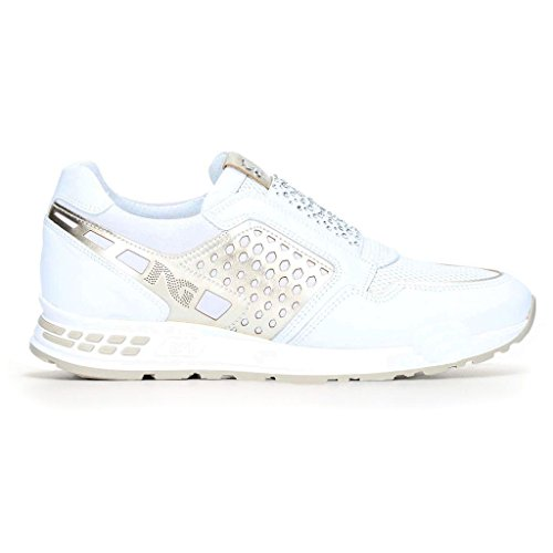 Estate 2018 Bianco Scarpe Savana Bianche Primavera P805231D Sneakers Giardini Donna Nero Beige zvBZBgP
