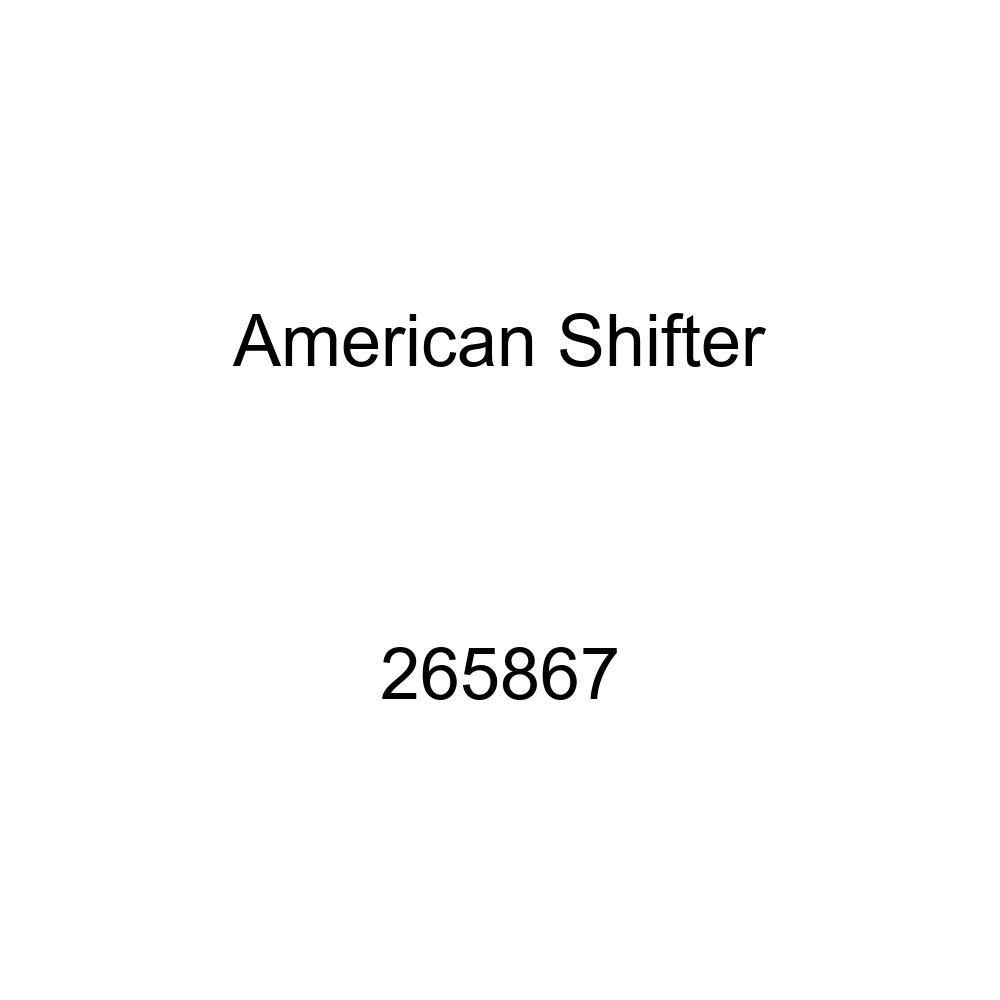 American Shifter 265638 Green Flame Metal Flake Shift Knob with M16 x 1.5 Insert Pink Hawaiian Leaf #2