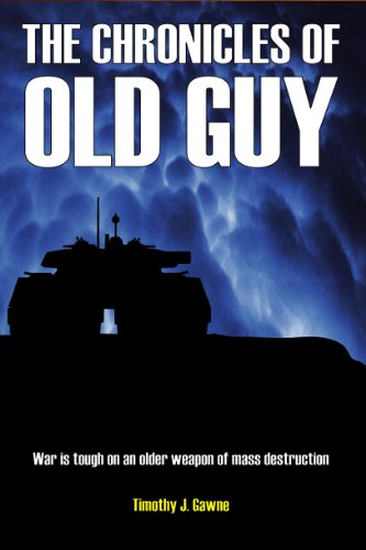 (The Chronicles of Old Guy (Volume 1) (An Old Guy/Cybertank Adventure))