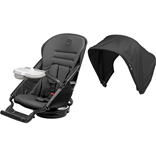 Orbit Baby G3 Stroller Seat Sunshade Black