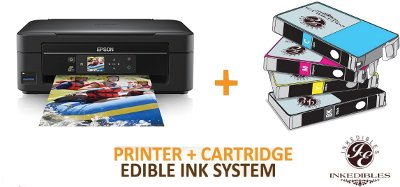 YummyInks ™ Brand: YummyInks ™ Brand: Epson XP200 Bundled Printing System