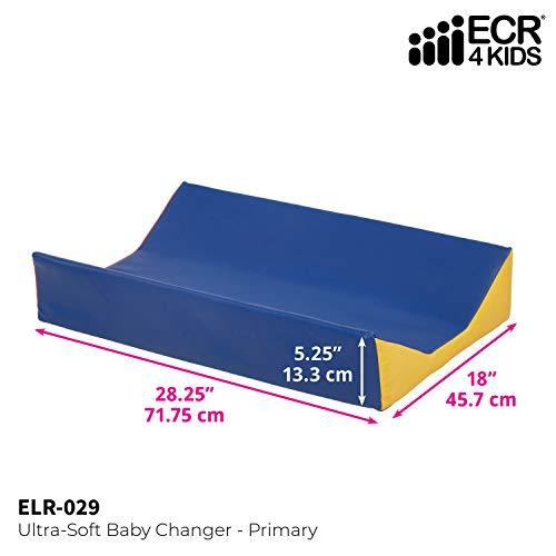 ECR4Kids Ultra-Soft Daycare Baby Changing Pad by ECR4Kids (Image #2)