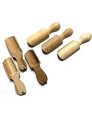 Spoon shovel spice 12 pieces, 7 cm long