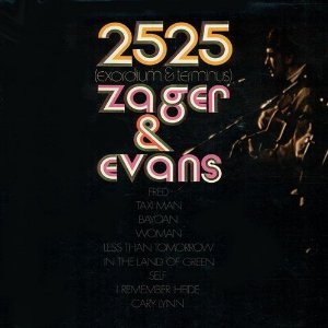 zager and evans songs