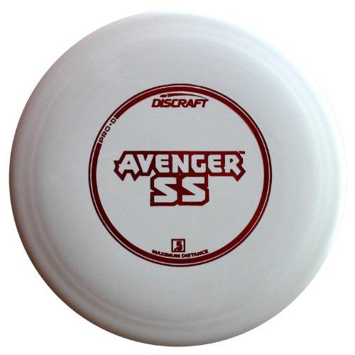 Discraft Avenger SS Pro D Golf Disc, 173-174 grams