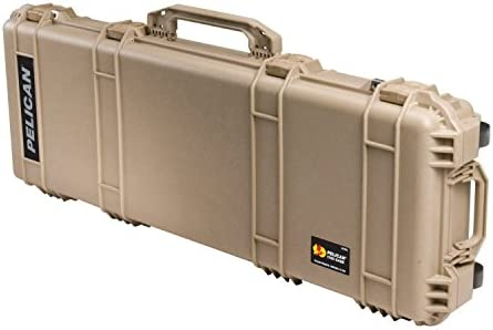Pelican Cases – 1720 Rifle Case – with Foam