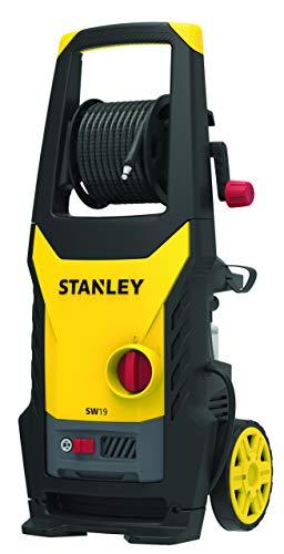 Stanley SW19-BR, Lavadora Profissional de Pressão 1.595 Psi 1.600W 110V, Amarelo/Preto