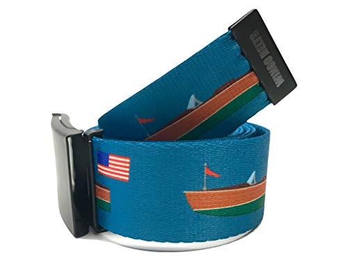 Wingo Belts Unisex Bottle Opener Belt, Newport, One Size Fits Most ()