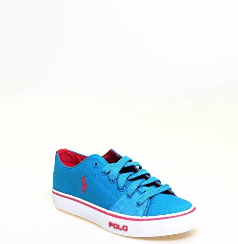 Ralph Lauren Herren Sneaker Blau Oceano 45