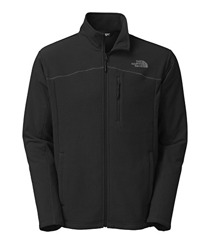 The North Face Mens Glacier Trail Jacket,TNF Black/TNF Black,X-Large by The North Face