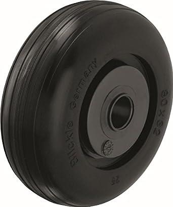 10/cm Rad Durchmesser Tragkraft 154/LB BLICKLE lra-tpa 100/g Lenkrolle
