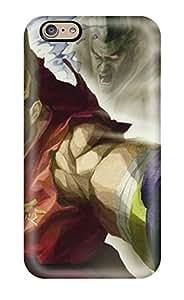 New Paul Phoenix Street Fighter X Tekken Tpu Case Cover, Anti-scratch BreakFree Phone Case For Iphone 6