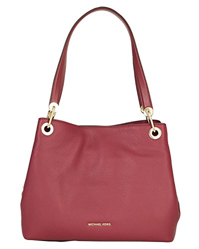 Michael Kors Raven Large Pebbled Leather Shoulder Bag - Buy Online in UAE.   c148c6b1da190