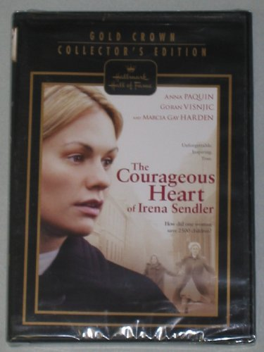 Hallmark The Courageous Heart of Irena Sendler Hall of Fame War (Warsaw Place)