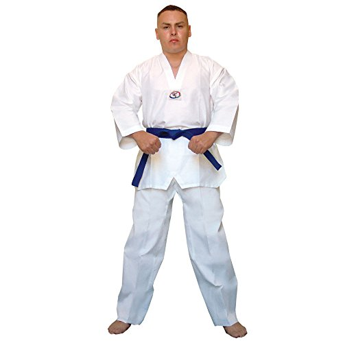 White Light Weight Tae Kwon Do (TKD) uniform Size 00