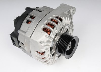 ACDelco 25808702 GM Original Equipment Alternator
