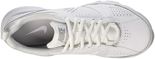 Nike Dame Wmns T-lite Xi TrainingsSko Weiß (hvid / Metallisk Sølv / Rent Platin / Sort) OoK1uqV