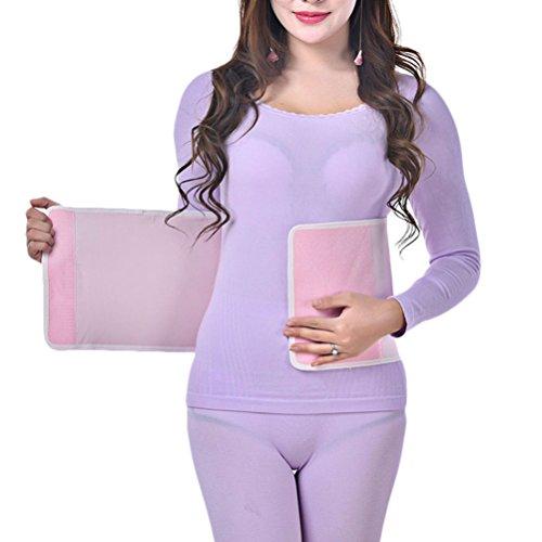 Zhhlaixing Correa de soporte Maternal Supplies Bamboo Charcoal Full Elastic Abdomen Belly Belts Fiber Band Belly Band Pink