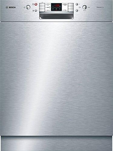 Bosch SMU53L15EU Serie 6 Silence Plus Unterbaugeschirrspüler / A++ / 258 kWh/Jahr / 12 Maßgedecke / 59,8 cm / Edelstahl / 3-fach Wasserschutz