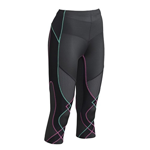 CW-X Women's Mid Rise 3/4 Capri Stabilyx Ventilator Cooling Compression Tights by CW-X (Image #4)