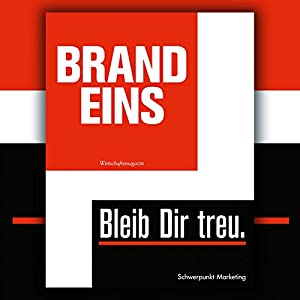 brand eins audio: Marketing Hörbuch