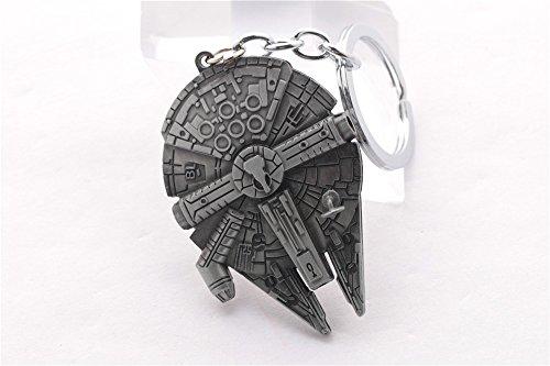 CellDesigns Movie and TV Series Souvenir Collection (Star Wars Millennium-Keychain)