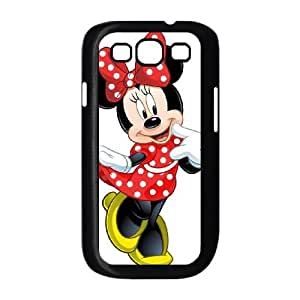 Samsung Galaxy S3 9300 Cell Phone Case Black Disney Mickey Mouse Minnie Mouse EXR Phone Case Sports Custom