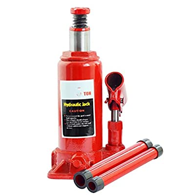 QINUO Hydraulic Bottle Jack 3 tons
