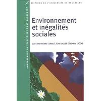 Environnement et Inegalites Sociales