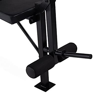 CAP Barbell Standard Bench, Black