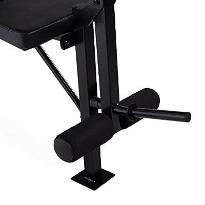 CAP Barbell Standard Bench, Black