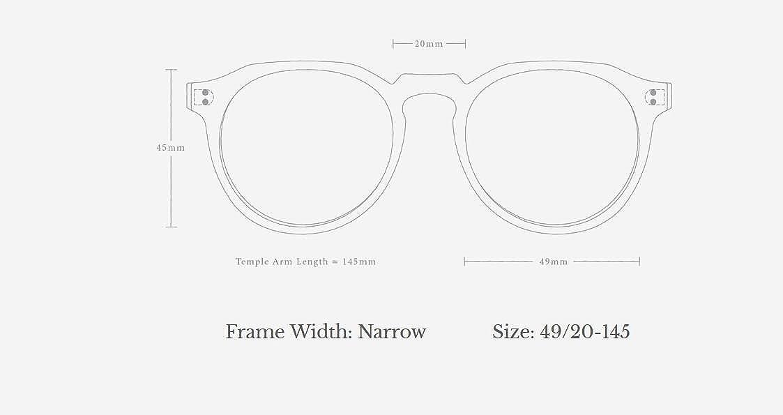 dd21b1d15e0 Raen Remmy 49 Polarized Round Sunglasses