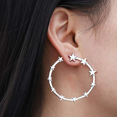 ♛Euone Earrings ♛Clearance♛, Bicycle Mount Clamp Holde