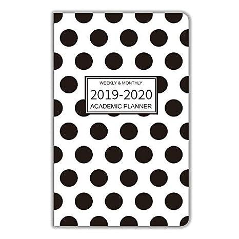 Amazon.com: Agenda académica 2019-2020, calendario de ...