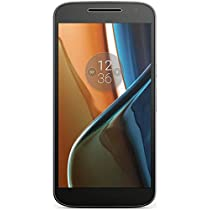 Moto G, 4th Gen (Black, 16GB)