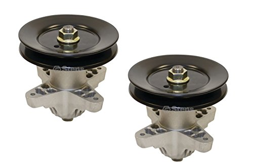 CUB CADET 2 Spindles Replace MTD Spindle Numbers 618-04474, 918-04474, 918-04474A, 918-04474B, 618-04495, 918-04495