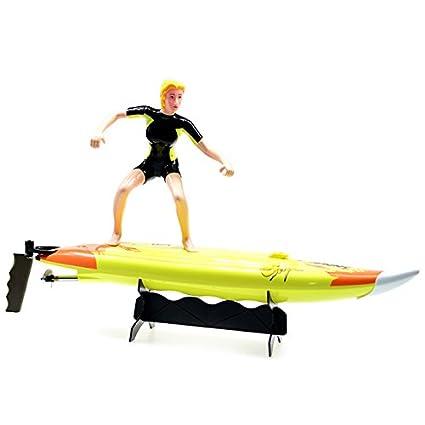 Surfista Radiocontrol - High Speed Boat 2.4Ghz: Amazon.es: Juguetes y juegos