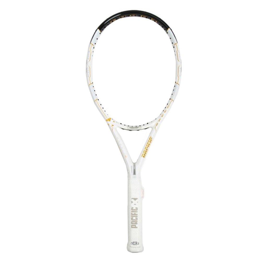 パシフィック(パシフィック) 硬式用テニスラケット SPEED SPEED PC-0123-14 UL2 B01EAASILI UL2 ホワイト×ゴールド B01EAASILI, イタリアンジュエリー OE:74f97564 --- cgt-tbc.fr