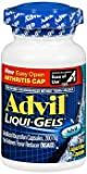 Advil Liqui-Gels - 160 ct, Pack of 6