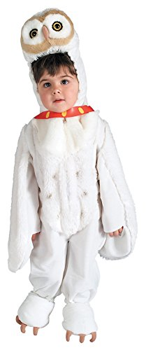 Toddler Halloween Costume- Hedwig The Owl Toddler Costume 3T-4T -