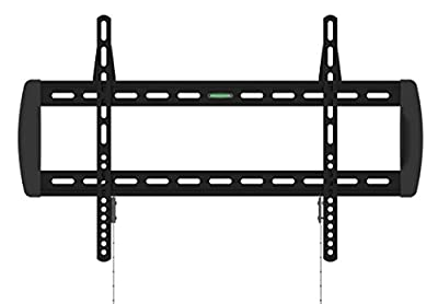 """XtremPro TV Wall Mount Bracket Premium Low-Profile Fixed for Flat Screen 32"""" - 70"""" inch LCD, LED, 4K or Plasma Flat Screen TVs TV Stays 0.6 inch from the Wall, Max VESA 600x400mm Load Capacity 99 lbs"""