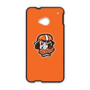 Cleveland Browns HTC One M7 Cell Phone Case Black persent zhm004_8433893
