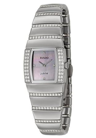 ef4080fedd4 Rado Sintra Super Jubile Ladies Watch R13578909 Wrist Watch (Wristwatch)   Amazon.co.uk  Watches