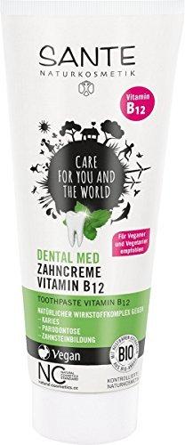 Toothpaste Vitamin B12 by Sante