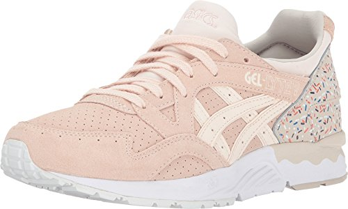 ASICS Tiger Women's Gel-Lyte V Vanilla Cream/Vanilla Cream 1 6 B US by ASICS Tiger