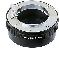 Fotasy Exakta/Auto Topcon Lens to Sony E-Mount NEX Camera NEX-5R NEX-5T NEX-6 NEX-7 a6500 a6300 a6000 a5100 a5000 a3500 a3000 NEX-VG30 NEX-VG900 NEX-FS100 NEX-FS700 NEX-EA50 PXW-FS7 Adapter